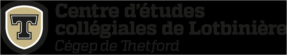 Logo du Centre d'études collégiale de Lotbinière